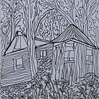 Dion Halse &#x27;House Amongst the Trees&#x27; by AccessArtsBOA