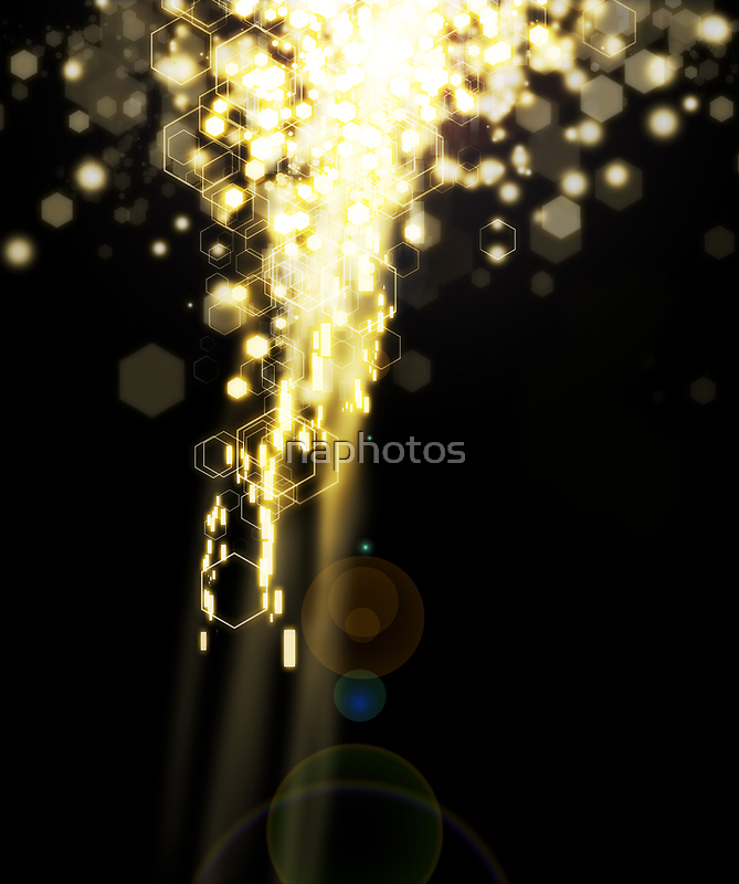 lighting explosion by naphotos