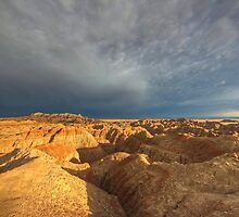 Badlands Mammatus by intotherfd