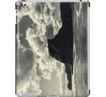 lion rock at piha redux iPad Case/Skin
