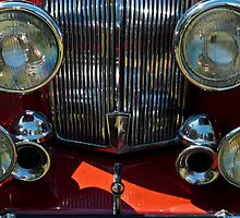 1948 Triumph Grill by sundawg7