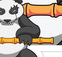 Bamboo 2 Sticker