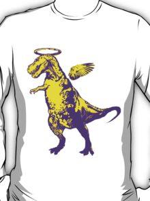 Angel Rex (purple and yellow) T-Shirt