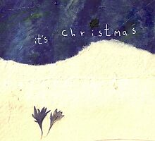 It's Christmas by Cat Bruce