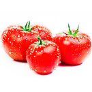fresh tomato by naphotos