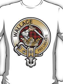Wallace Clan Crest T-Shirt