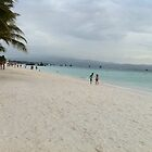 Boracay, White Sand Beach  by nidredbubble012