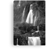 Thee Lor Sue Waterfall  Canvas Print