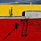 escapade (ipad) by John Poon