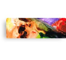 Creation's Embrace Canvas Print