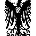 Crest Eagle Proud phone by Vana Shipton