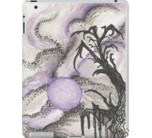 Tree in Moonlight iPad Case/Skin