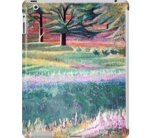 Field of Flowers iPad Case/Skin