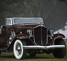 1932 Packard 900 Convertible 1 by DaveKoontz