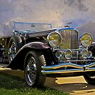 1934 Duesenberg Convertible by DaveKoontz