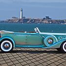 1934 Packard Dual-Windshield Phaeton by DaveKoontz