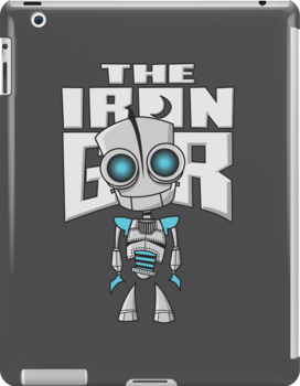 The Iron Gir by moysche