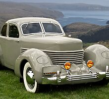 1937 Cord 812 Beverly 2 by DaveKoontz