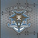 U.S.M Valor v2 - (iPad) by Adam Angold