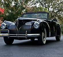 1941 Lincoln Continental Convertible 1 by DaveKoontz