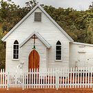 Jarrahdale Church by Eve Parry