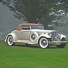 Classic 1932 Packard Convertible 2 by DaveKoontz