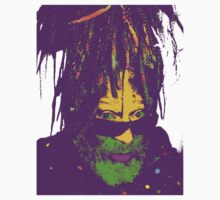 George Clinton Funkadelic T-Shirt by retrorebirth