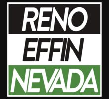 Reno Effin' Nevada T-Shirt