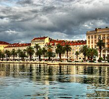 Spilt, Croatia by Joy & Rob Penney