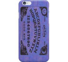 Ouija Board iPhone Case/Skin