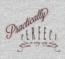 Practically Perfect by rebeccaariel