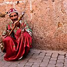 Moroccan Music Man by Kerry Purnell