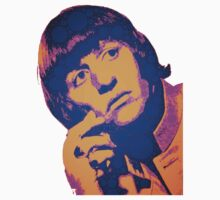 Ringo Starr Beatles T-Shirt by retrorebirth