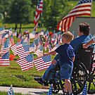 A family at Memorial Day. by the57man