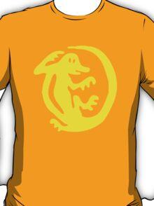 Orange Iguanas T-Shirt