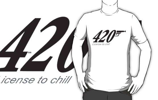 Agent 420 by THCDesigns