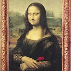 Mona Liza in love by benyuenkk