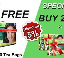 Ever Slim Slimming Tea - Herbal Slimming Tea by teleone