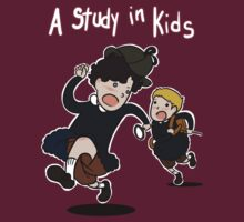 A study in kids by YuriOokino