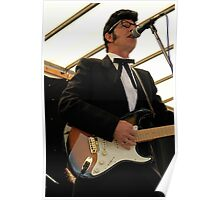 Deak Rivers as Buddy Holly Poster