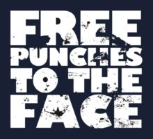 Free punches to the face by bigredbubbles6