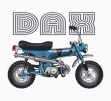 Honda DAX by Tony  Newland