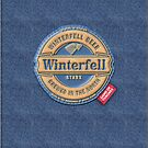 Winterfell Beer Jeans - iPhone case by satansbrand