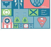 All the Heros by piercek26