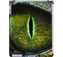 Eye of the Crocodile II [Print & iPad Case] iPad Case/Skin