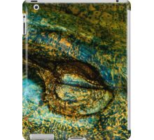 Eye of the Crocodile III [Print & iPad Case] iPad Case/Skin