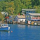 Boothbay Harbor by Jack Ryan