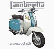 Lambretta - a way of life T-Shirt