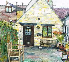 Woodbine Cottage Winchcombe by doatley