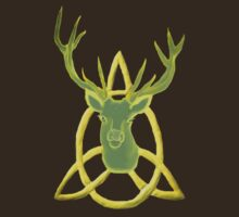 Antlered King of Trinity by TriciaDanby